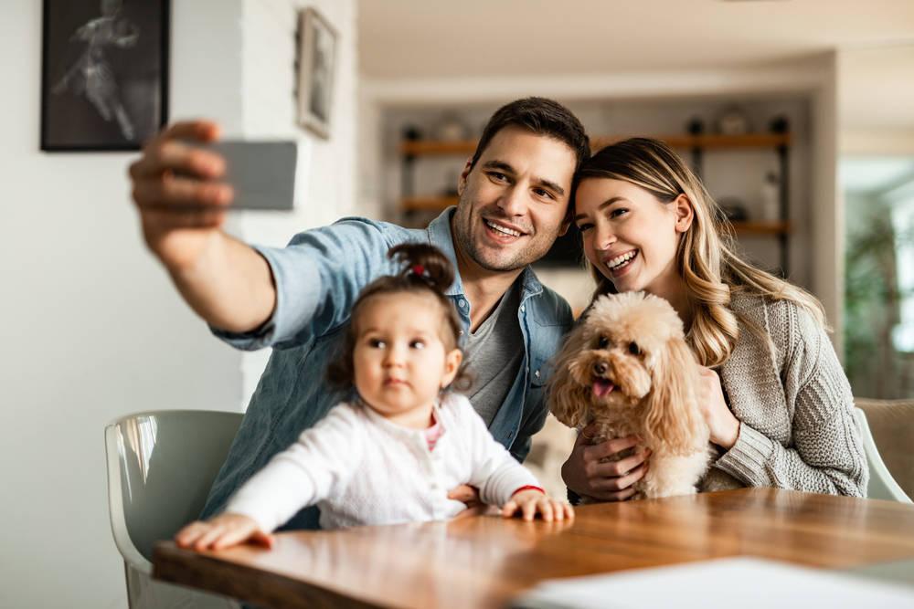 Las mejores razas de perro para convivir con la familia